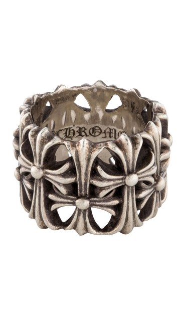 Item - Silver Band Ring
