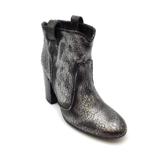 Laurence Dacade Silver/Black Boots