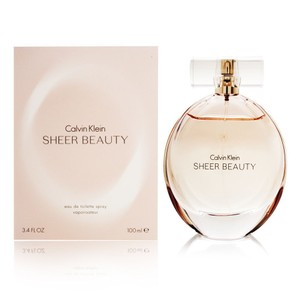 Calvin Klein Sheer Beauty by Calvin Klein Women Eau De Toilette