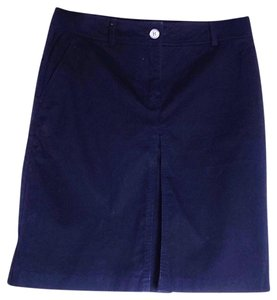 Burberry Skort navy blue