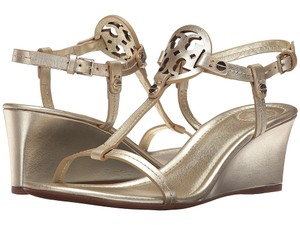 Tory Burch gold new Sandals