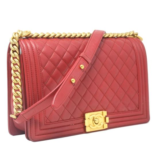 Chanel Cc Boy Shoulder Bag Image 1