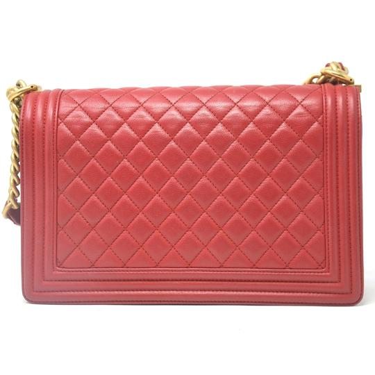 Chanel Cc Boy Shoulder Bag Image 2