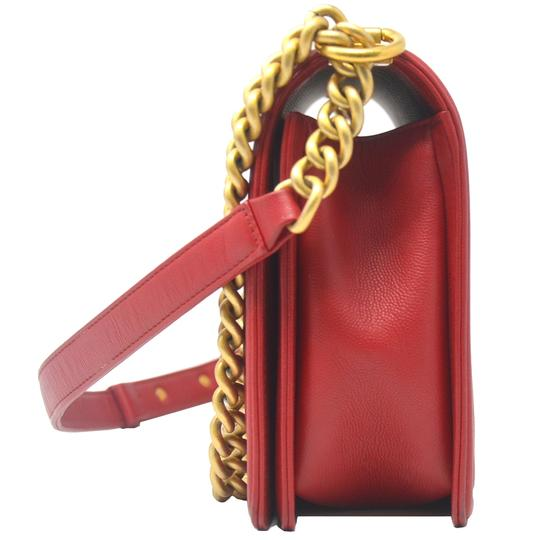 Chanel Cc Boy Shoulder Bag Image 3