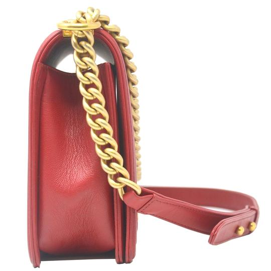 Chanel Cc Boy Shoulder Bag Image 4