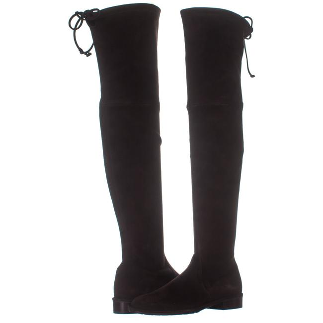 Item - Brown Lowland Over The Knee Pull On 344 Boots/Booties Size US 5 Regular (M, B)
