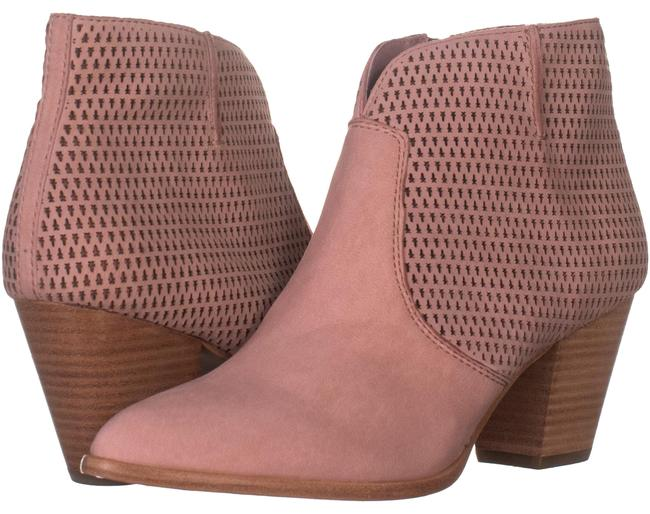 Item - Pink Jennifer Perf Perforated Pointed 718 Blush Boots/Booties Size US 8.5 Regular (M, B)