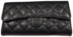 Chanel Chanel classic long wallet