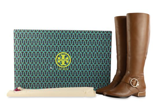 Tory Burch Brown Boots Image 11