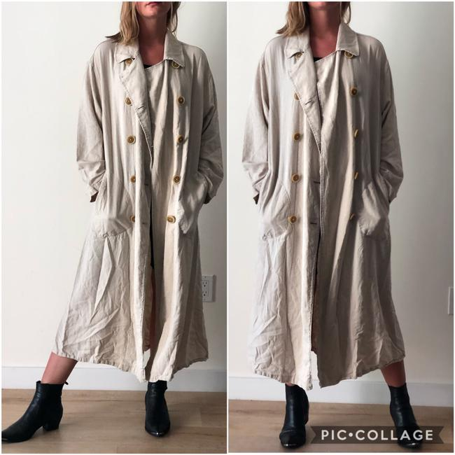 Free People Trench Coat Image 2