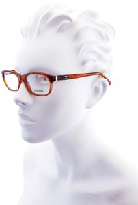 Chanel Chanel CH 3236-Q c.1389 Quilted Eyeglasses RX Frames 51mm 51-16-135