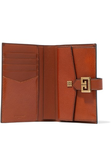 Givenchy Givenchy GV3 Leather Wallet Image 1