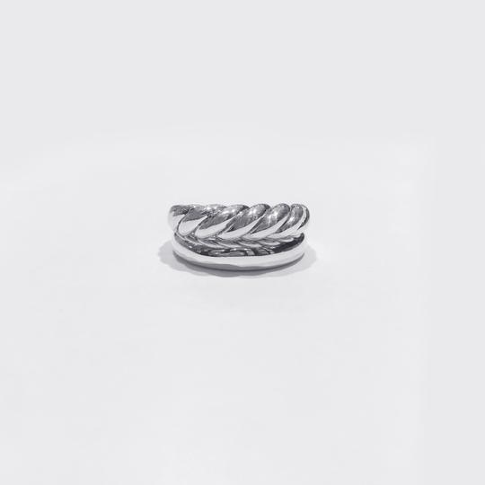 David Yurman Pure Form Stack Rings Image 1