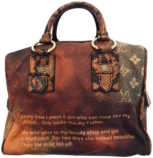 Preload https://img-static.tradesy.com/item/25942482/louis-vuitton-limited-edition-richard-prince-red-monogram-mancrazy-jok-tote-0-2-540-540.jpg