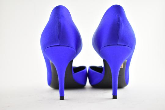 Balenciaga Pigalle Follies Stiletto Glitter Classic blue Pumps Image 10