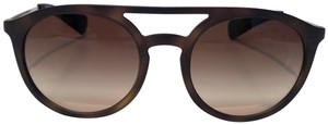 Dolce&Gabbana New Rounded DG 6101 3028/13 Free 3 Day Shipping