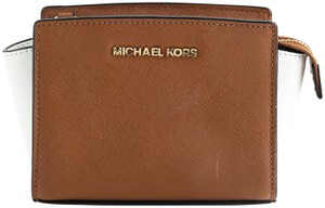 Michael Kors Brown Messenger Bag
