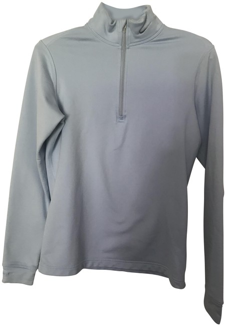 Item - Baby Blue Dry Fit Activewear Top Size 12 (L)