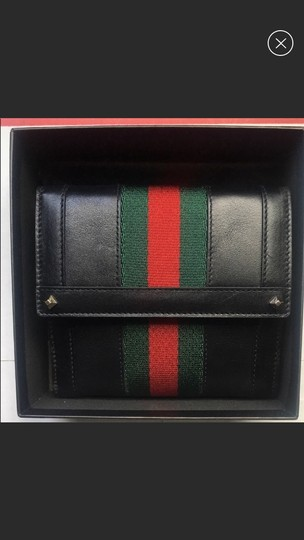 Gucci Gucci leather three fold wallet Image 3