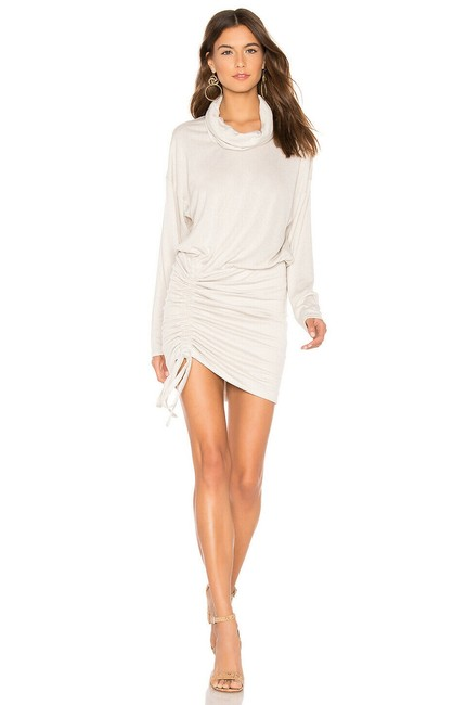 Item - Beige Mini S New Sundown Short Casual Dress Size 4 (S)