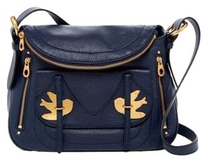 Marc by Marc Jacobs blue Messenger Bag