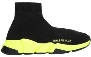 Balenciaga Speed Trainers Sneakers Speed Trainers Black Athletic
