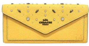 Coach COACH CANTEEN CROSSBODY LILY PRINT Yellow MULTI