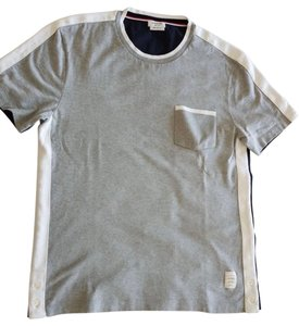 Thom Browne T Shirt Gray