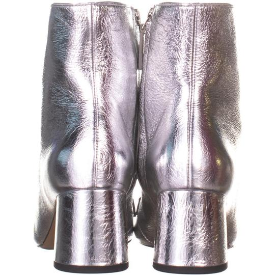 Marc Jacobs Silver Boots Image 2