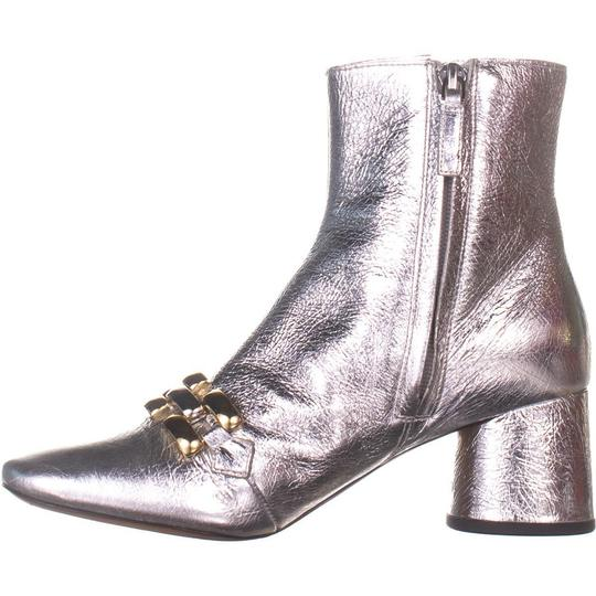Marc Jacobs Silver Boots Image 4