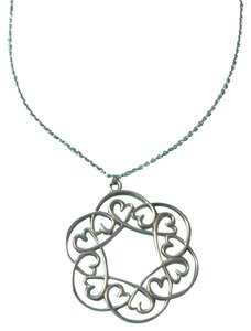 Tiffany & Co. Tiffany & Co Loving Heart Swirl Pendant
