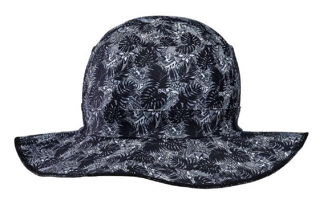 Black and White Print The Funky Bucket By Hat Black and White Print The Funky Bucket By Hat Image 1