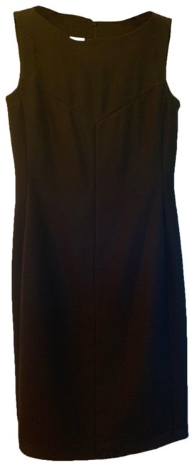 Preload https://img-static.tradesy.com/item/25945504/armani-collezioni-black-sleeveless-mid-length-workoffice-dress-size-4-s-0-1-650-650.jpg
