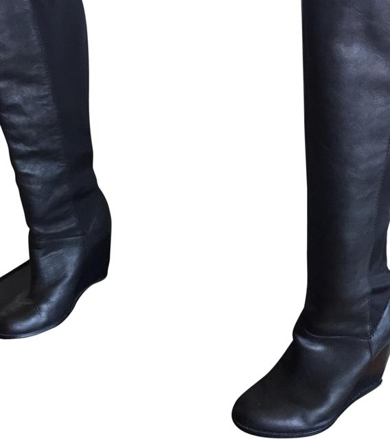 Seychelles Black Confidential Boots/Booties Size US 7.5 Regular (M, B) Seychelles Black Confidential Boots/Booties Size US 7.5 Regular (M, B) Image 1