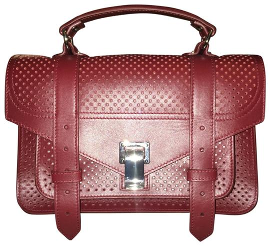 Preload https://img-static.tradesy.com/item/25945701/proenza-schouler-bag-midnight-plum-leather-satchel-0-1-540-540.jpg