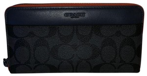 Coach Coach Colorblock Signature Wallet