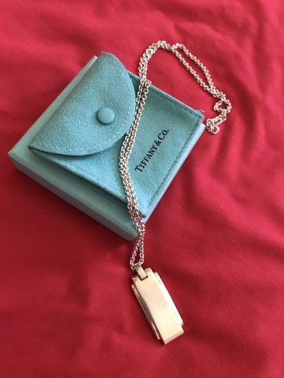 Tiffany & Co. Tiffany & Co. silver necklace with pendant Image 2