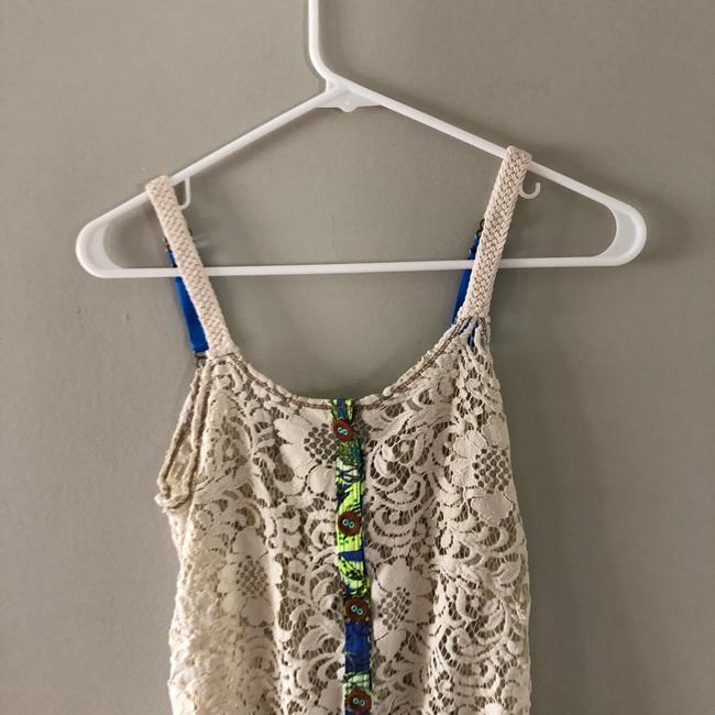 Maaji Lace Bower Fragant Cover Up Romper Image 3
