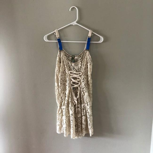Maaji Lace Bower Fragant Cover Up Romper Image 4