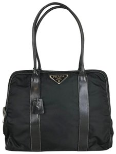 Prada Nylon Tote in Black - item med img