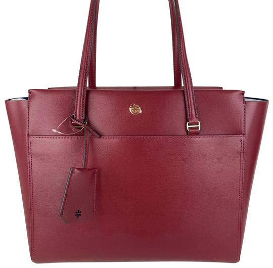 Preload https://img-static.tradesy.com/item/25946102/tory-burch-new-37169-imperial-garner-leather-tote-0-1-540-540.jpg
