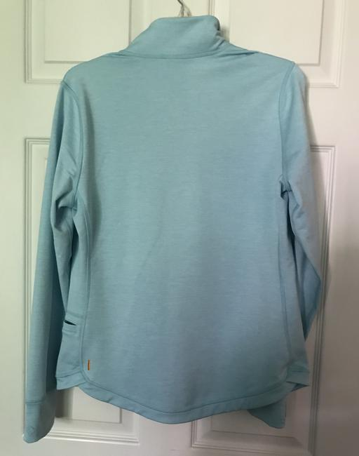 Lucy Lucy 3/4 Zip Activewear Pullover Image 1