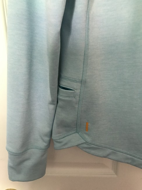 Lucy Lucy 3/4 Zip Activewear Pullover Image 3