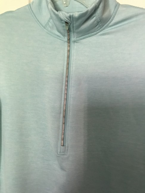Lucy Lucy 3/4 Zip Activewear Pullover Image 4