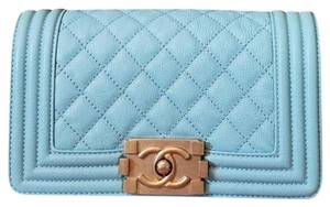 Chanel Leboy Boybag Boy Classic Shoulder Bag