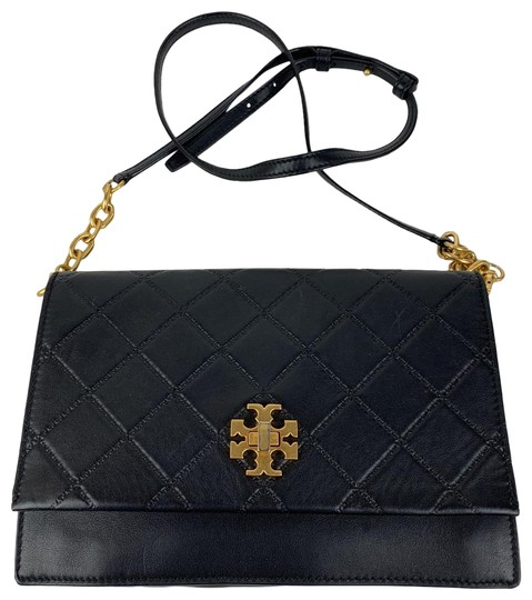 Preload https://img-static.tradesy.com/item/25946130/tory-burch-georgia-black-leather-cross-body-bag-0-1-540-540.jpg