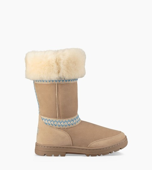 UGG Australia New With Tags New In Box TAN Boots Image 2