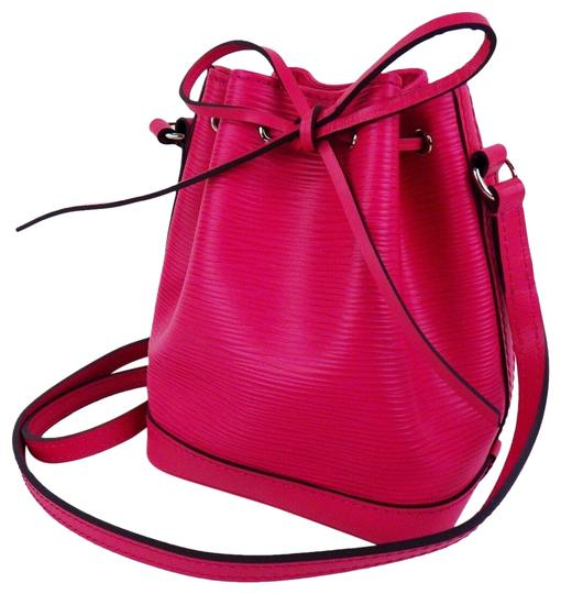 Preload https://img-static.tradesy.com/item/25946218/louis-vuitton-rare-mini-petite-noe-hot-pivone-pink-epi-leather-hobo-bag-0-2-540-540.jpg