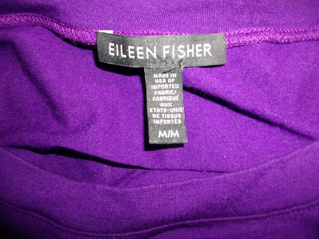 Purple Maxi Dress by Eileen Fisher Image 3