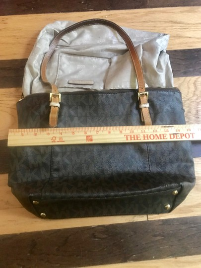 Michael Kors Collection Tote in brown Image 2